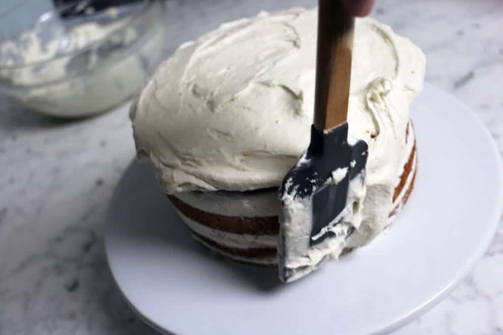 Lovely Lemon Layer Cake