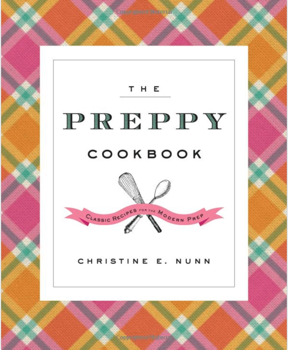preppy cookbook