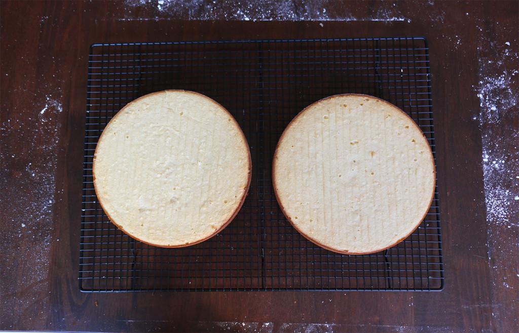 Almond Coconut Cake 11