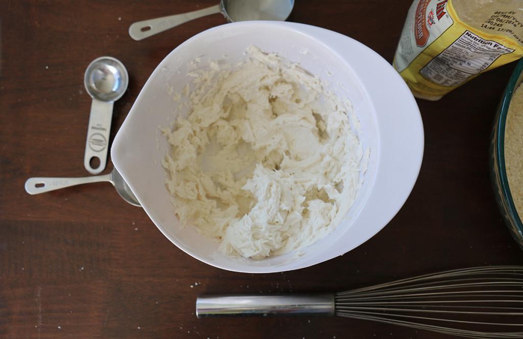 Almond Coconut Cake 4