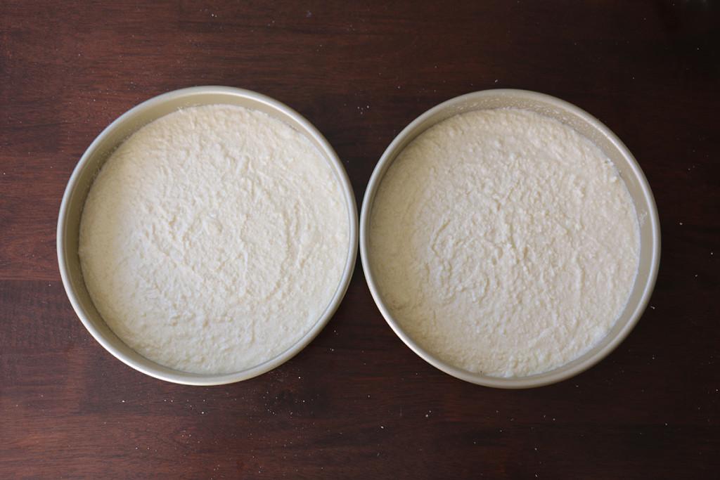 Almond Coconut Cake 8
