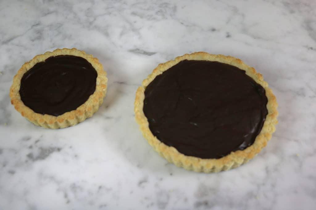 Chocolate Tart 1
