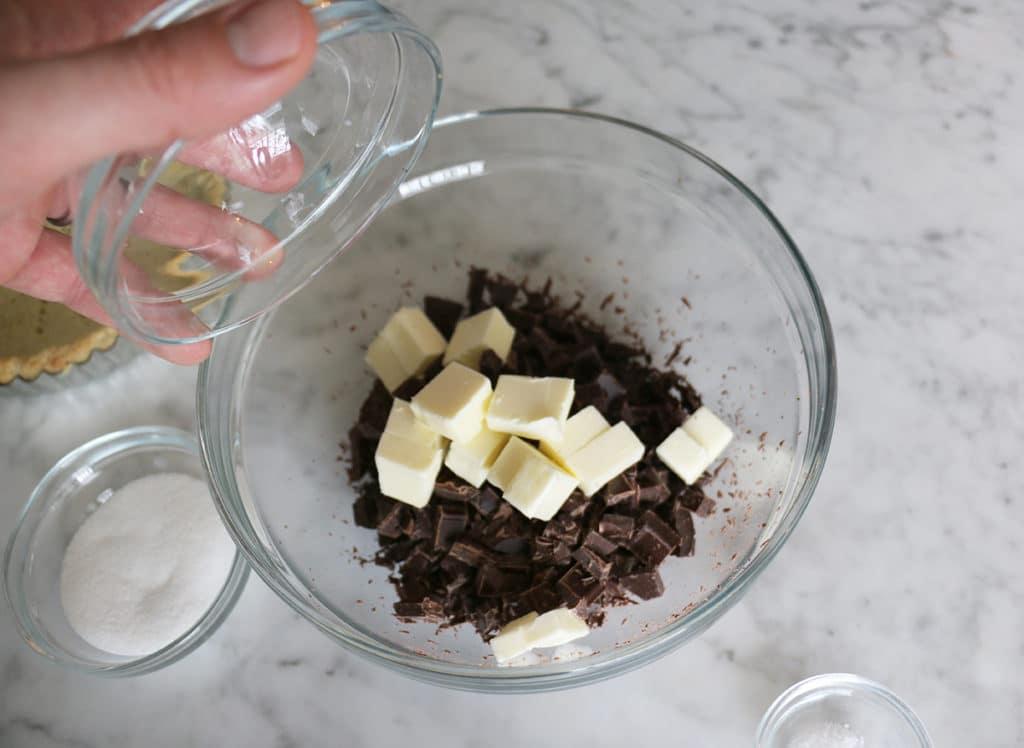 Chocolate Tart 6