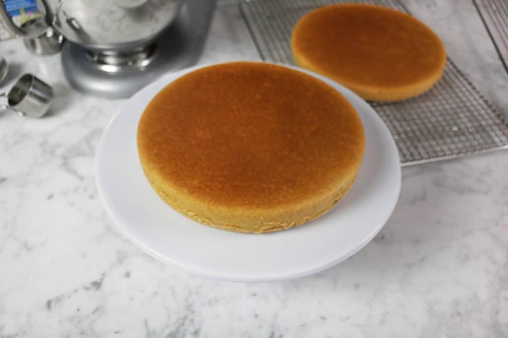 Maple Cake 12