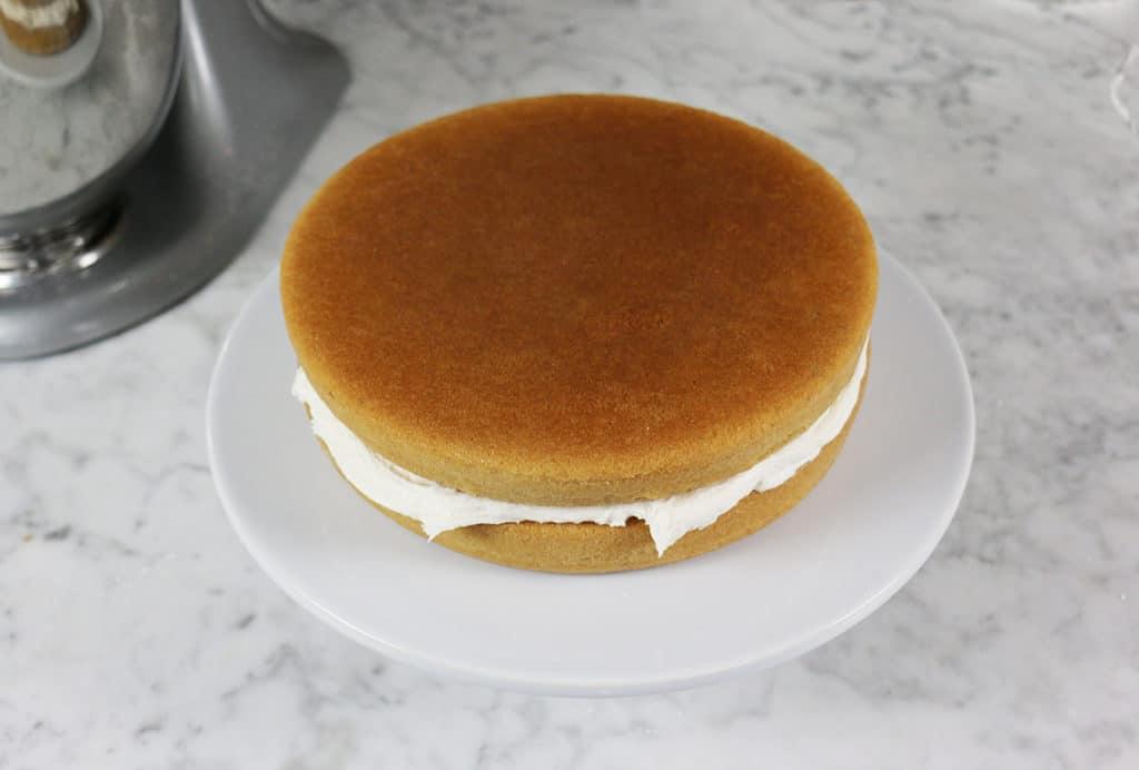 Maple Cake 14