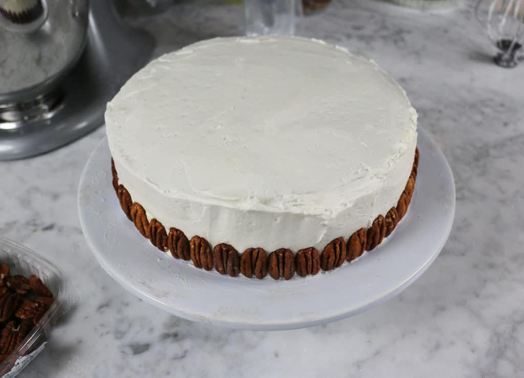Maple Cake 16