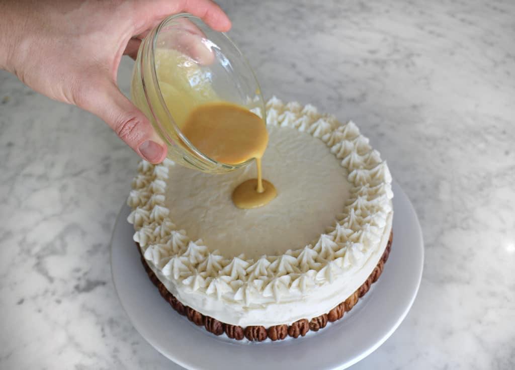Maple cake 18