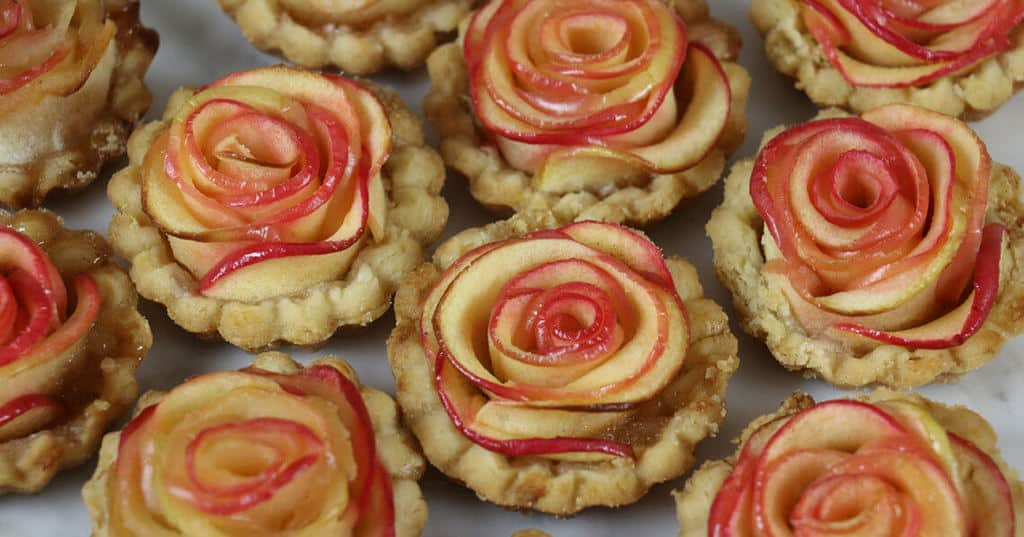 Rose Apple Pastries