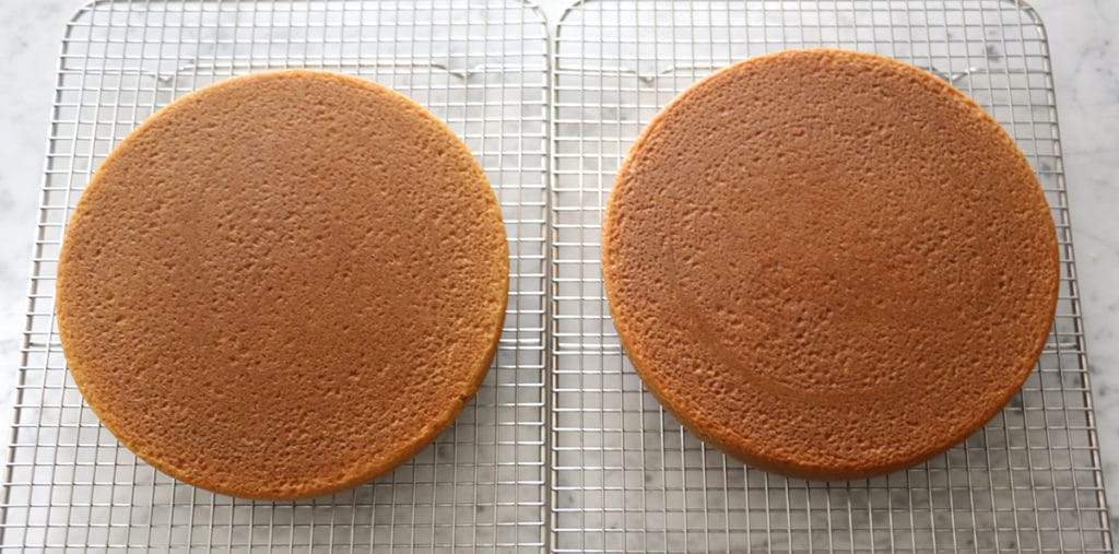 Brown Butter Cake 8