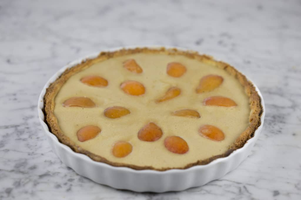 Apricot, Almond and Brown Butter Tart4