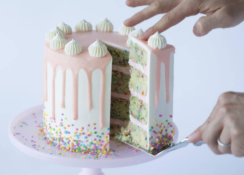 Funfetti Cake Preppy Kitchen