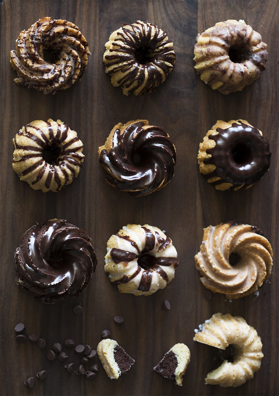 Mini Bundt Cakes Preppy Kitchen
