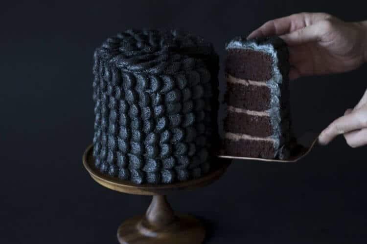 Sinister Chocolate Cake