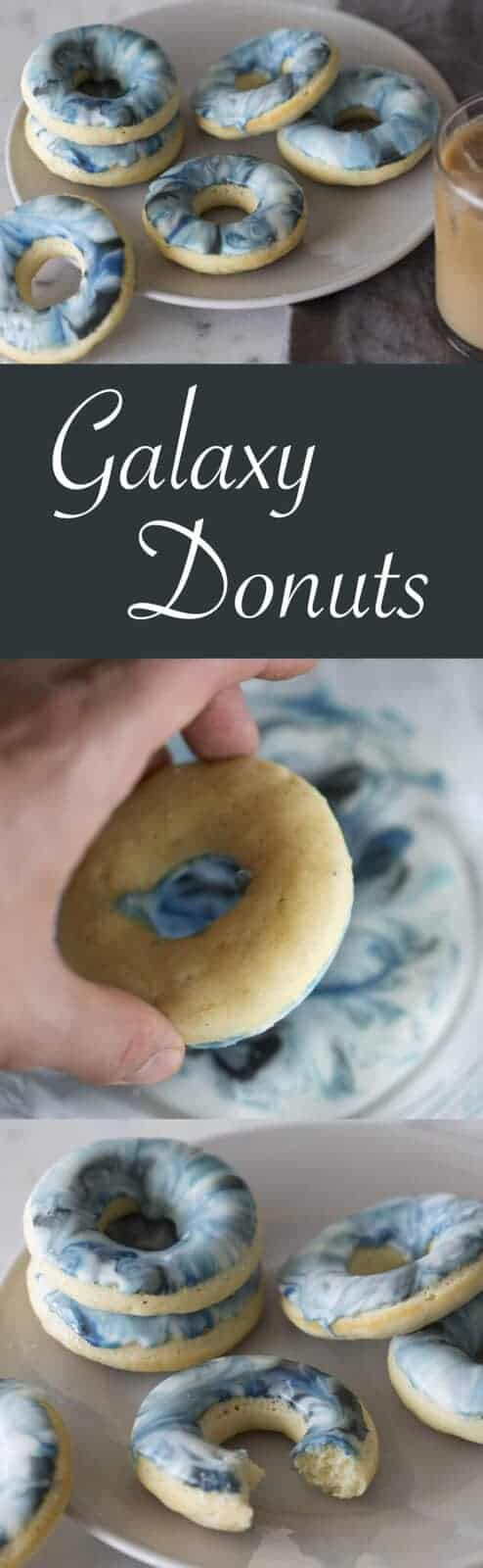 These little baked donuts are light and moist with a subtle something extra from the pinch or allspice.
