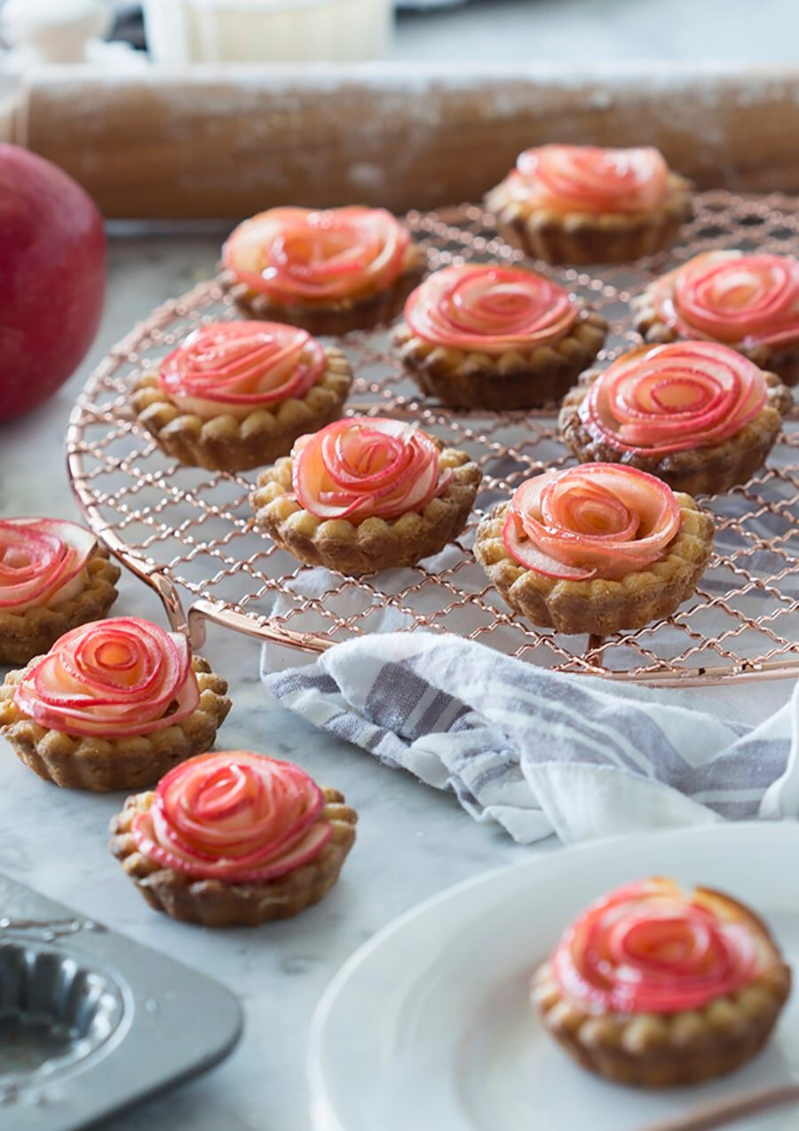 Apple Roses Preppy Kitchen