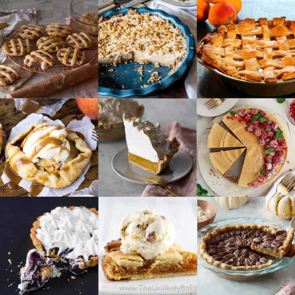 Thanksgiving Pie Roundup