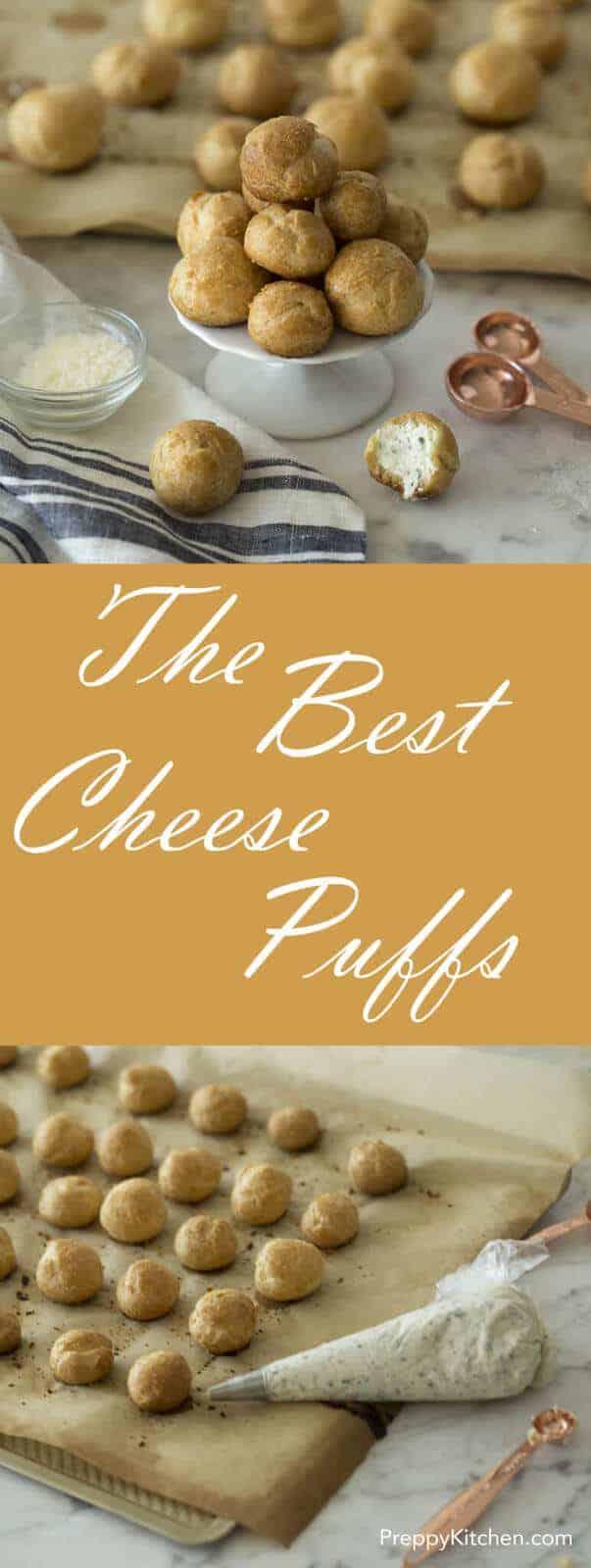 Savory Cheese Puff