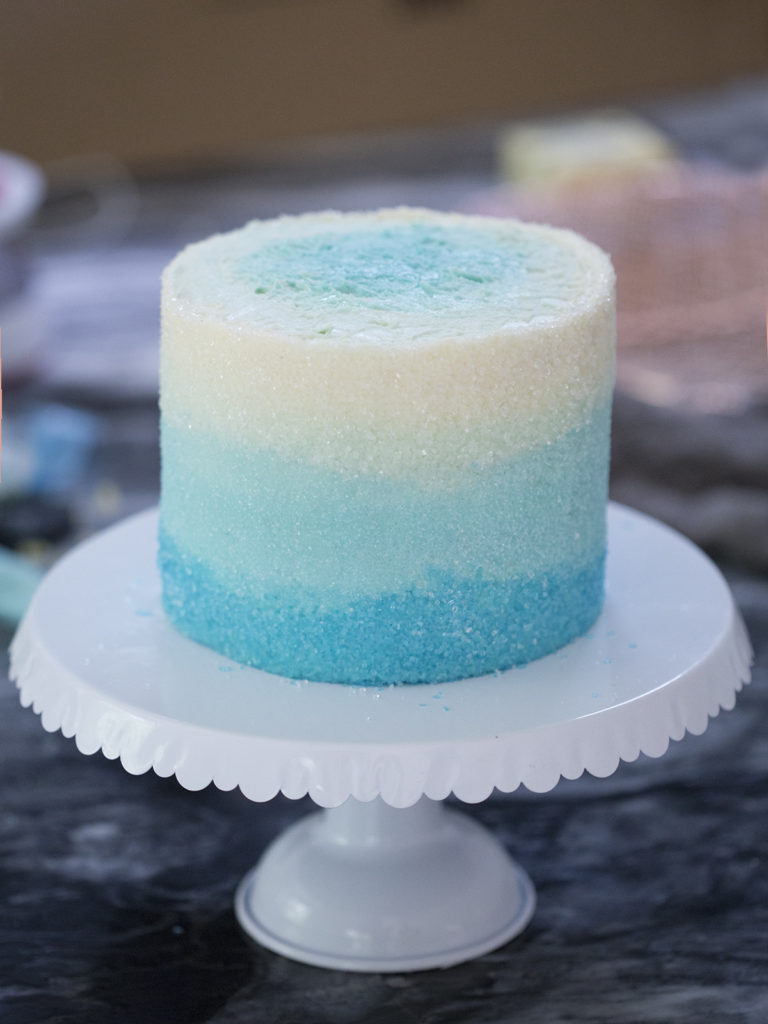 Winter Wonderland Cake Preppy Kitchen