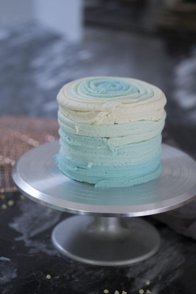 Winter Wonderland Cake Preppy Kitchen
