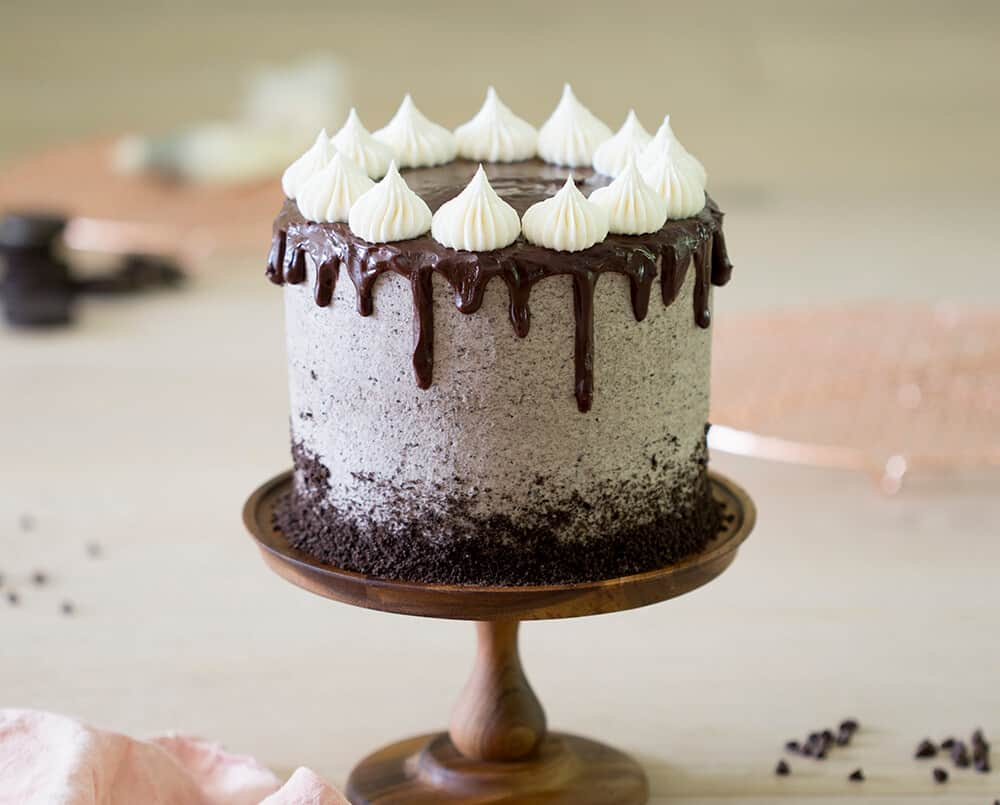 Cookies And Cream Cake Preppy Kitchen