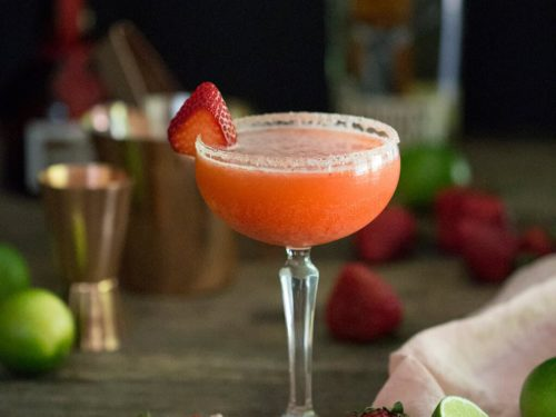 Strawberry Margarita Preppy Kitchen
