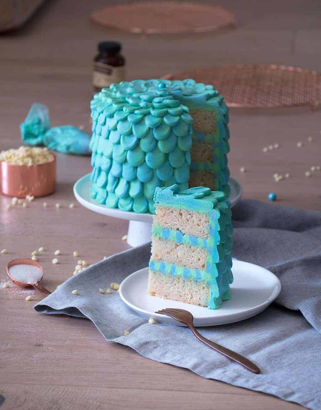 Mermaid Cake Preppy Kitchen