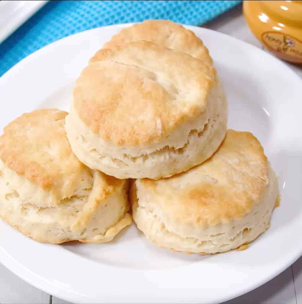 Honey Butter Biscuits   Preppy Kitchen