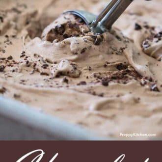 Chocolate Espresso Ice Cream