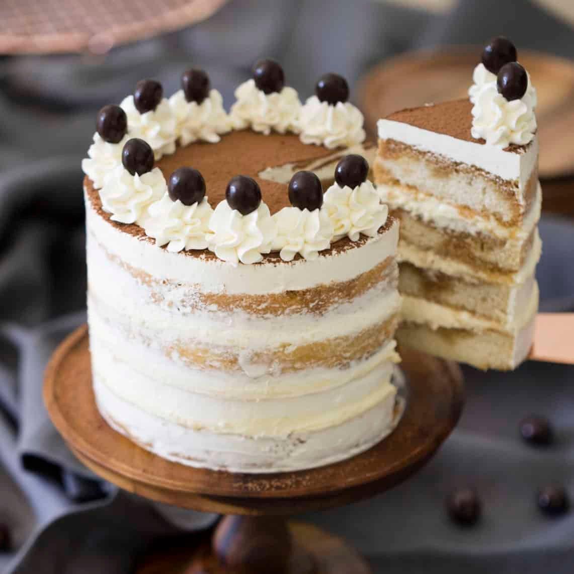 Excellent Tiramisu Cake Preppy Kitchen Funny Birthday Cards Online Necthendildamsfinfo