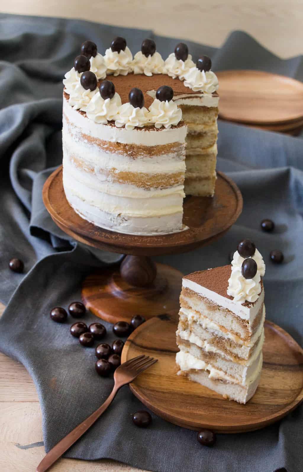 Tiramisu Cake Preppy Kitchen