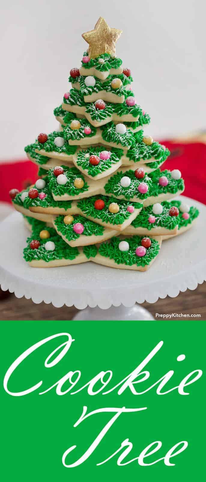 Cookie Tree - Preppy Kitchen