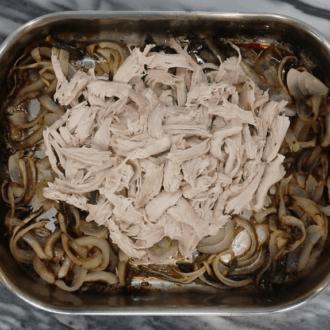 The Best Turkey Casserole