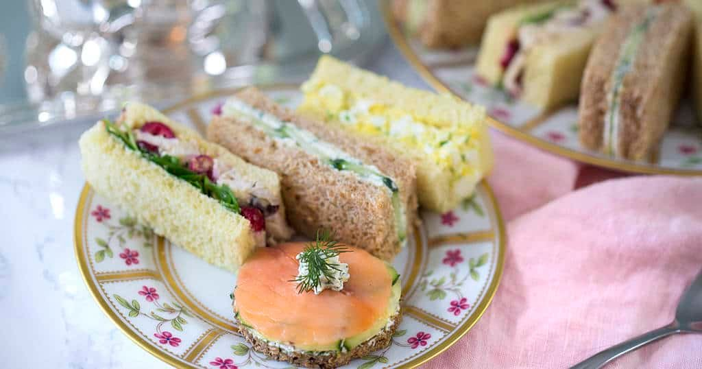 English Tea Sandwiches Preppy Kitchen