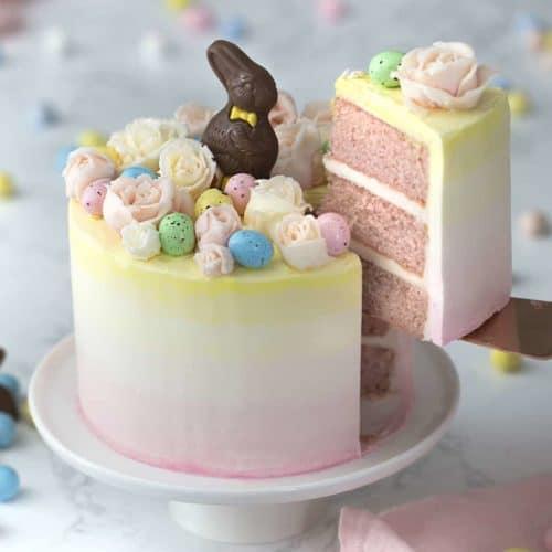 Easter Bunny Cake Preppy Kitchen