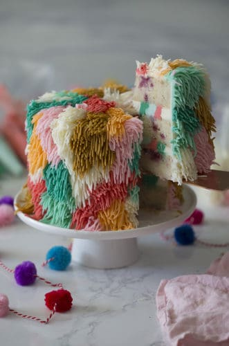 Colorful Cake