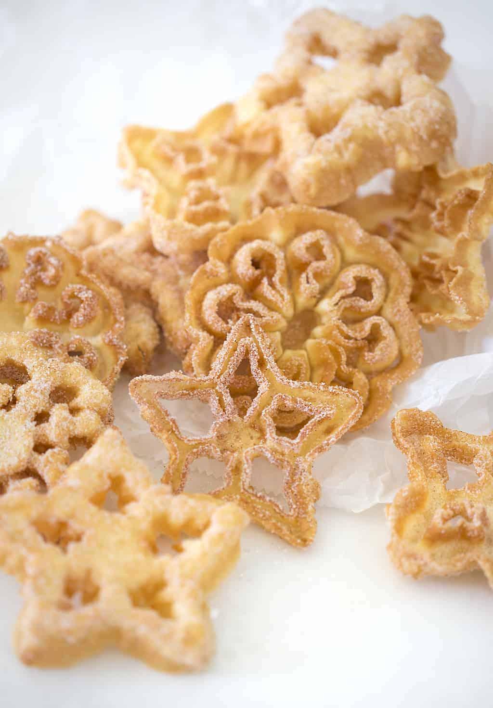 Rosette Cookies Preppy Kitchen