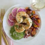 Shrimp Beet Salad