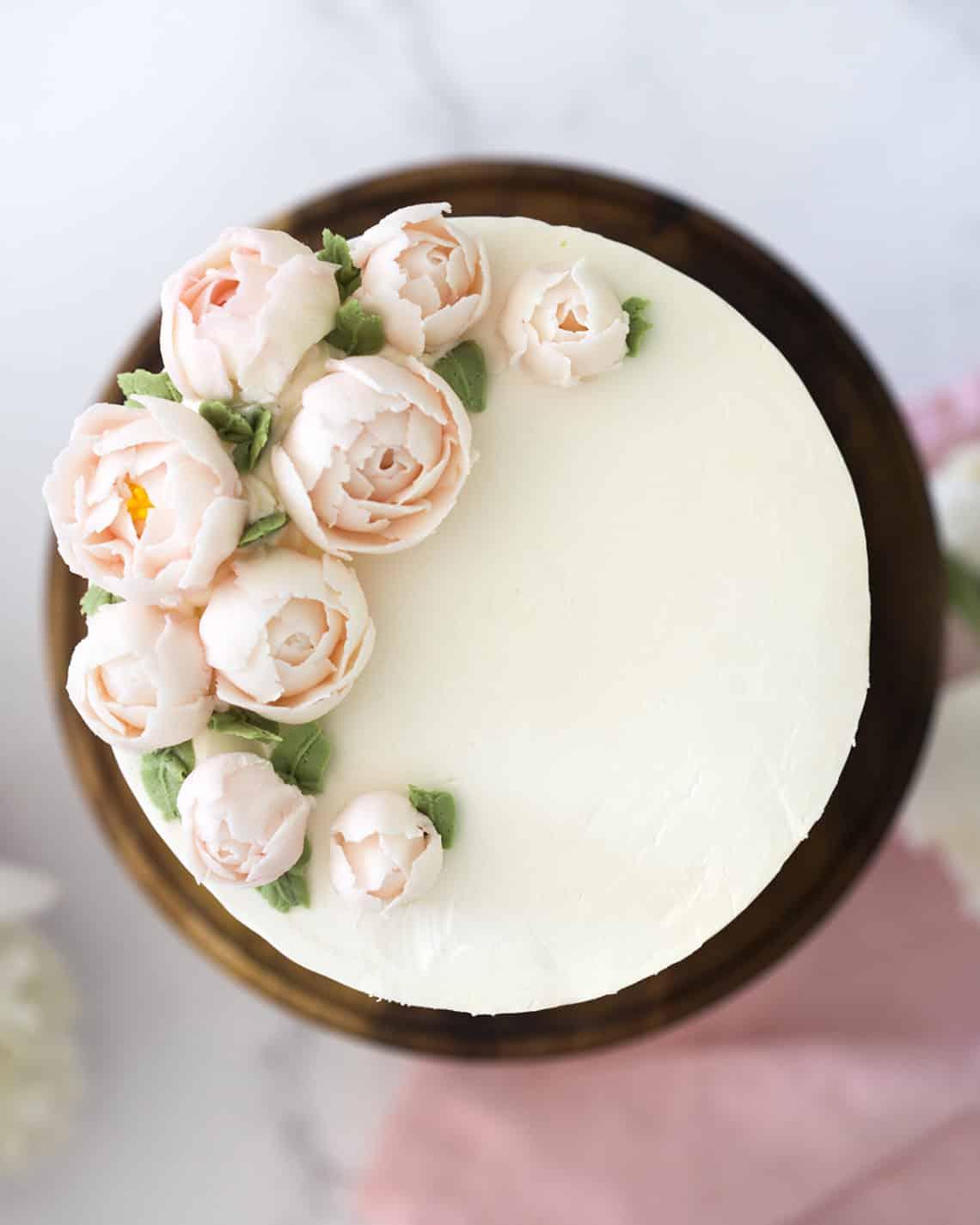Royal Wedding Cake Recipe   Preppy Kitchen