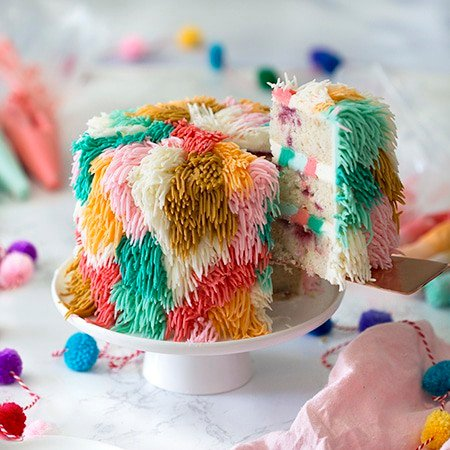 Colorful Cake - Preppy Kitchen