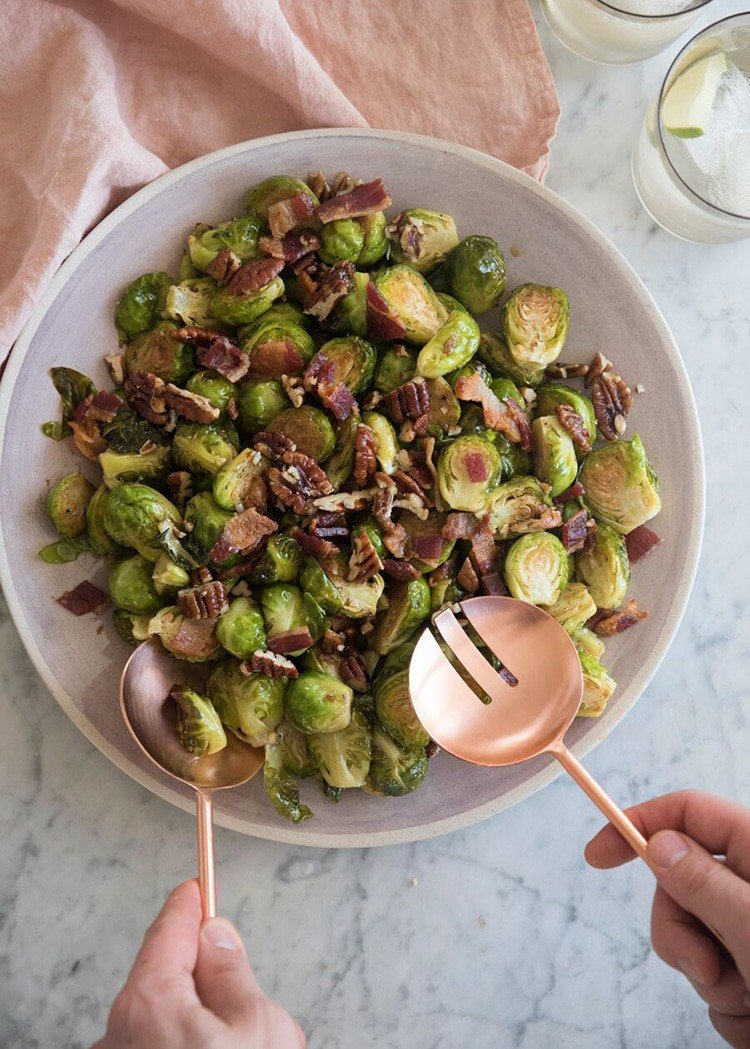 Brussel Sprouts Preppy Kitchen
