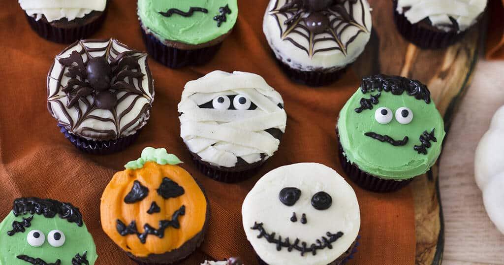 Halloween Cupcakes Preppy Kitchen