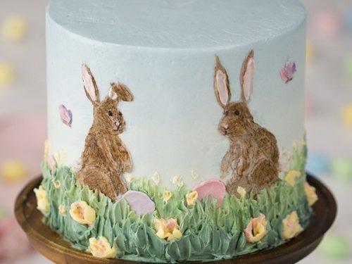 Bunny Cake Preppy Kitchen
