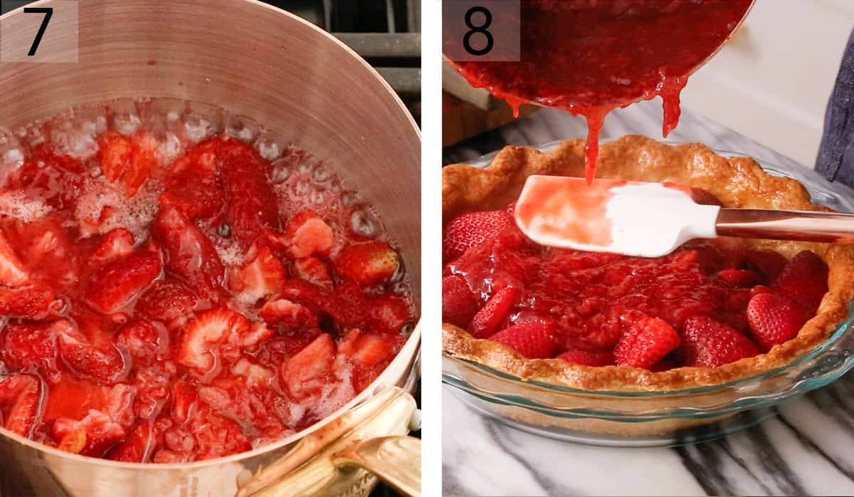 Strawberry Pie Preppy Kitchen