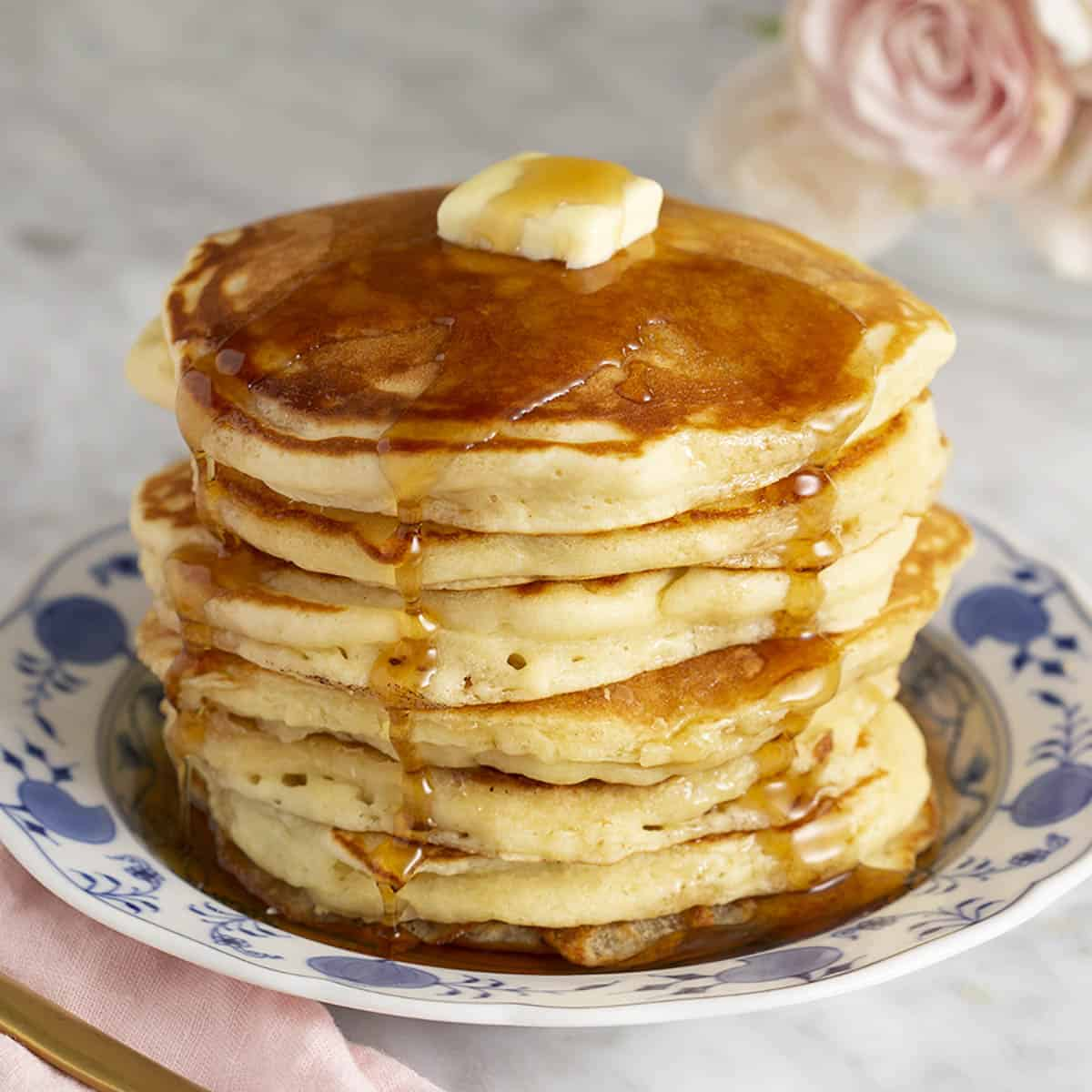Pancake Recipe Preppy Kitchen