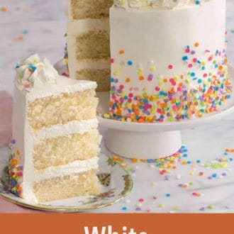 Super White Cake Recipe Preppy Kitchen Funny Birthday Cards Online Aeocydamsfinfo