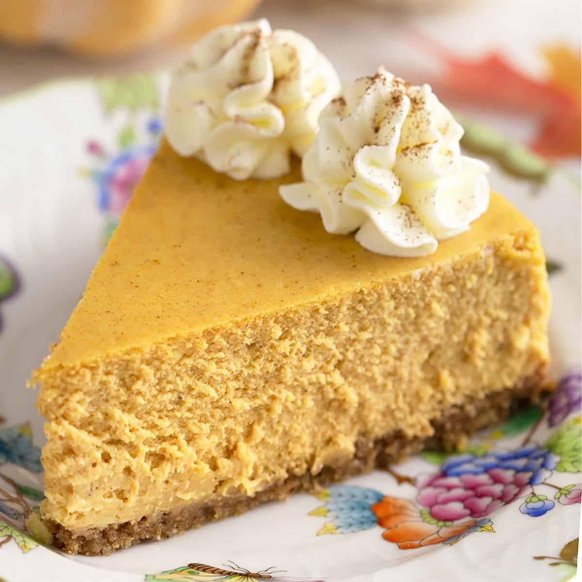 Pumpkin Cheesecake Preppy Kitchen