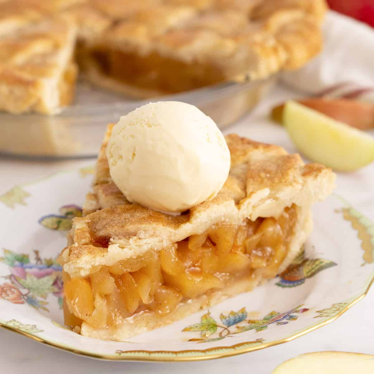 Apple Pie Recipe Preppy Kitchen
