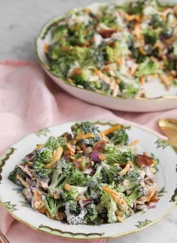 Broccoli Salad feature