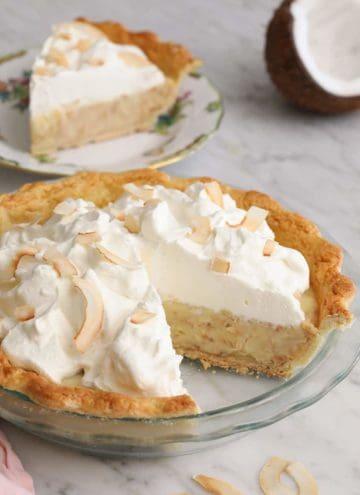 Coconut Cream Pie Feature