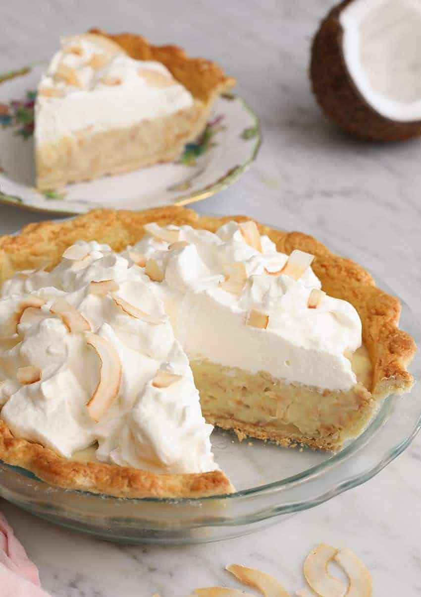 Coconut Cream Pie Feature